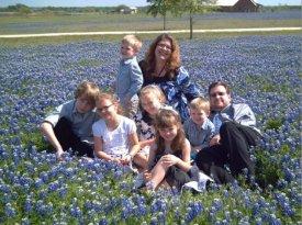 Clan Allen Easter 2009